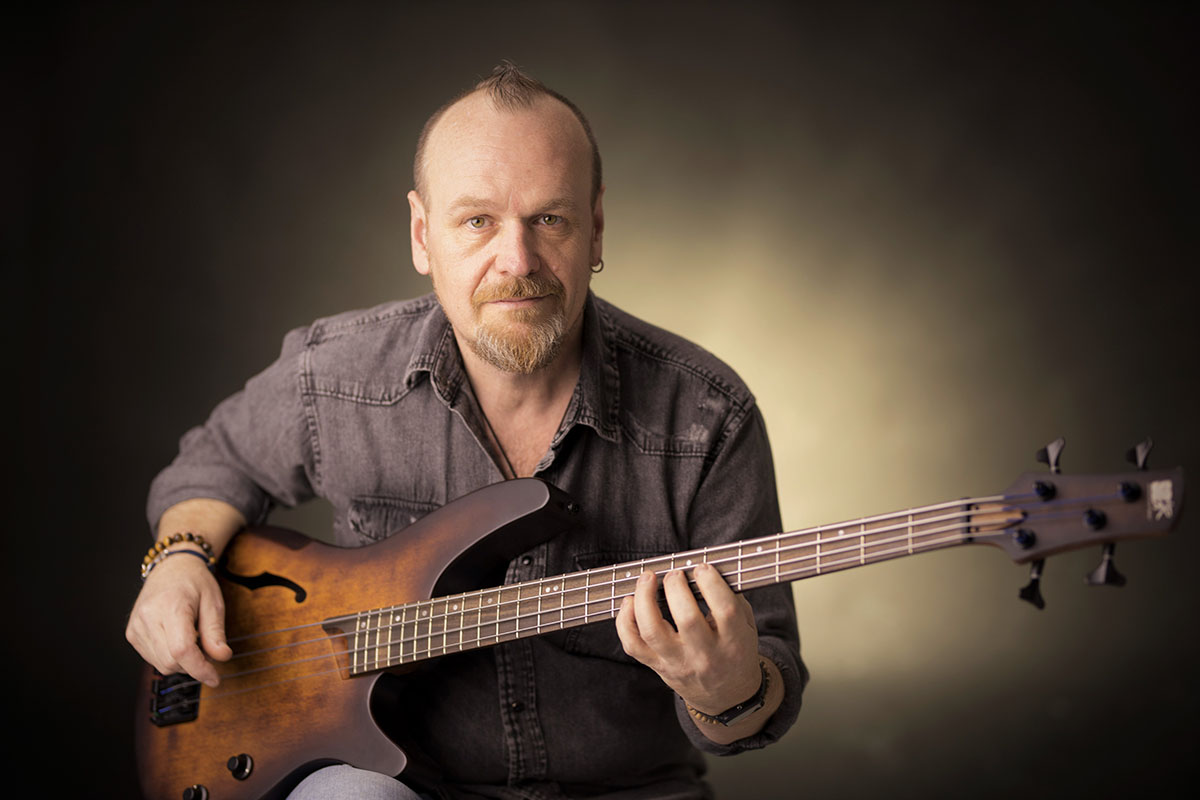 Roland - Bandmitglied Vollgas Orchester