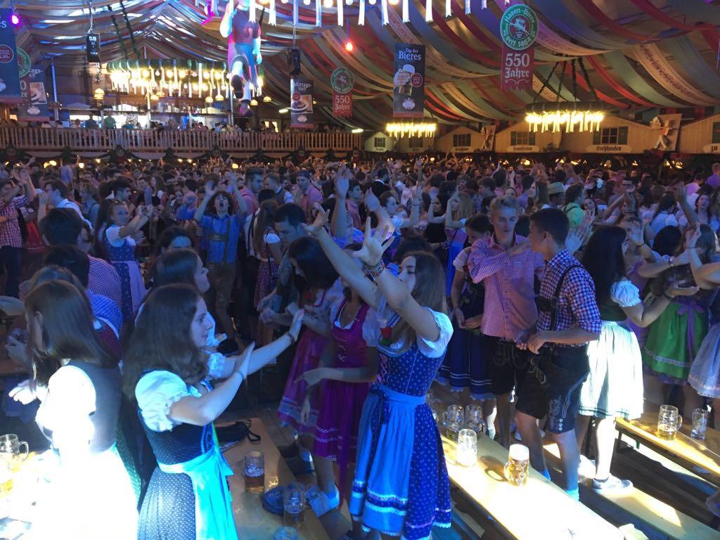 Vollgas Orchester Best of 22 Lederhosen Party