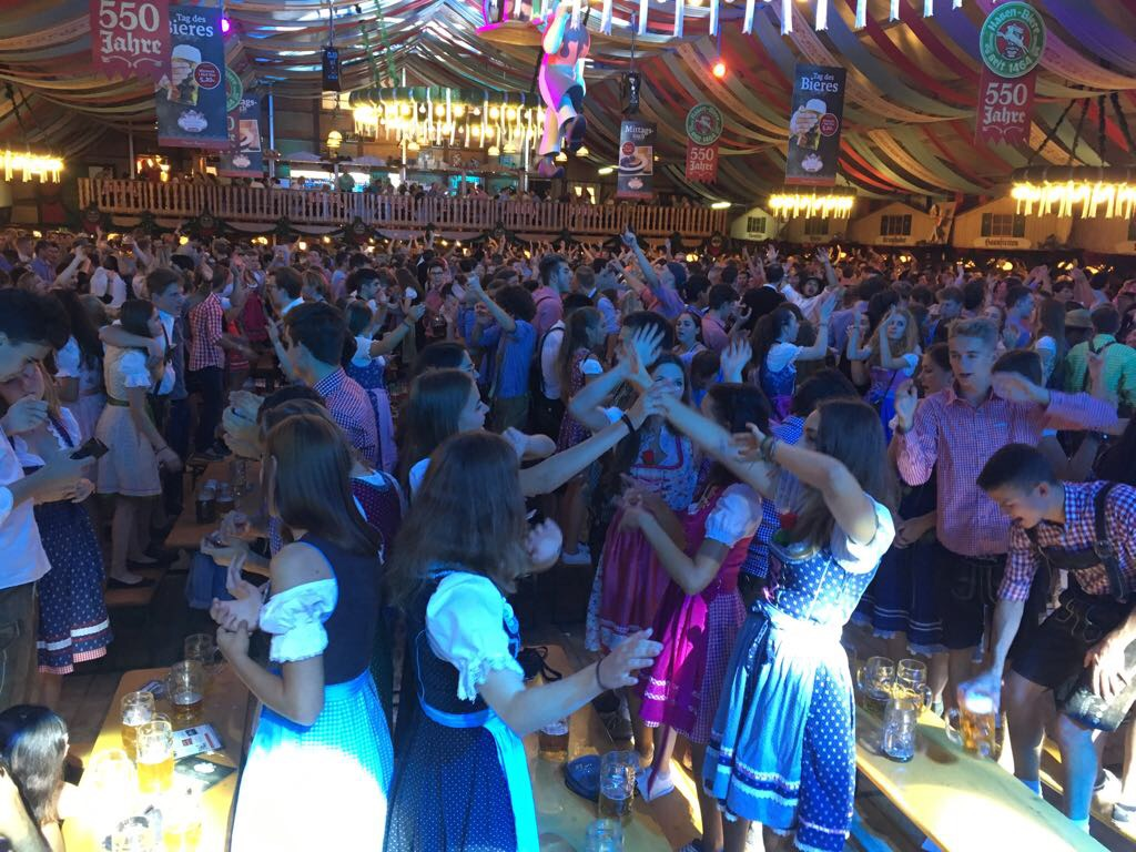 Vollgas Orchester Best of 24 Oktoberfest